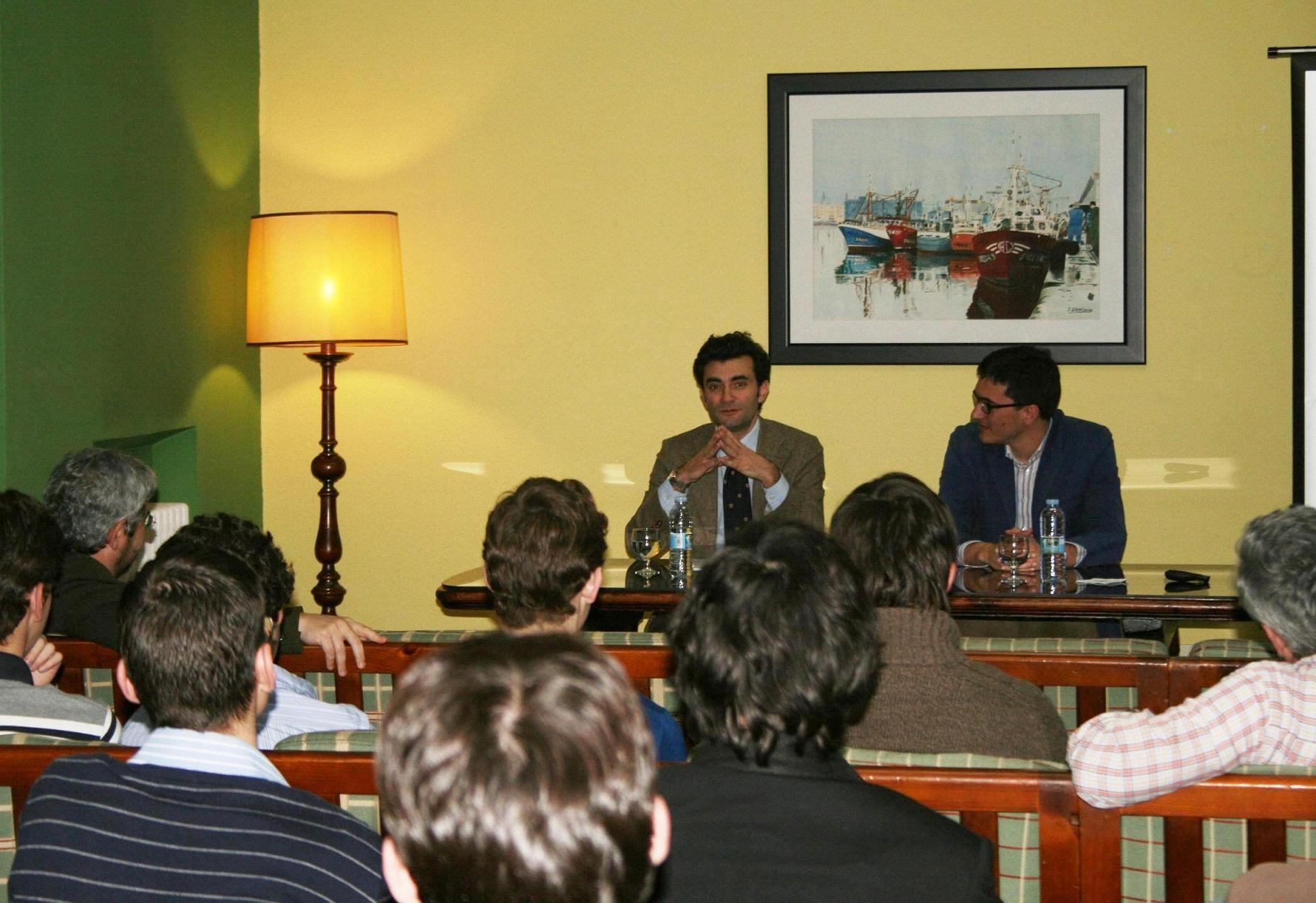 El Colegio Mayor celebra la Fase Final del Autonómica del Congreso Universitario UNIV´12