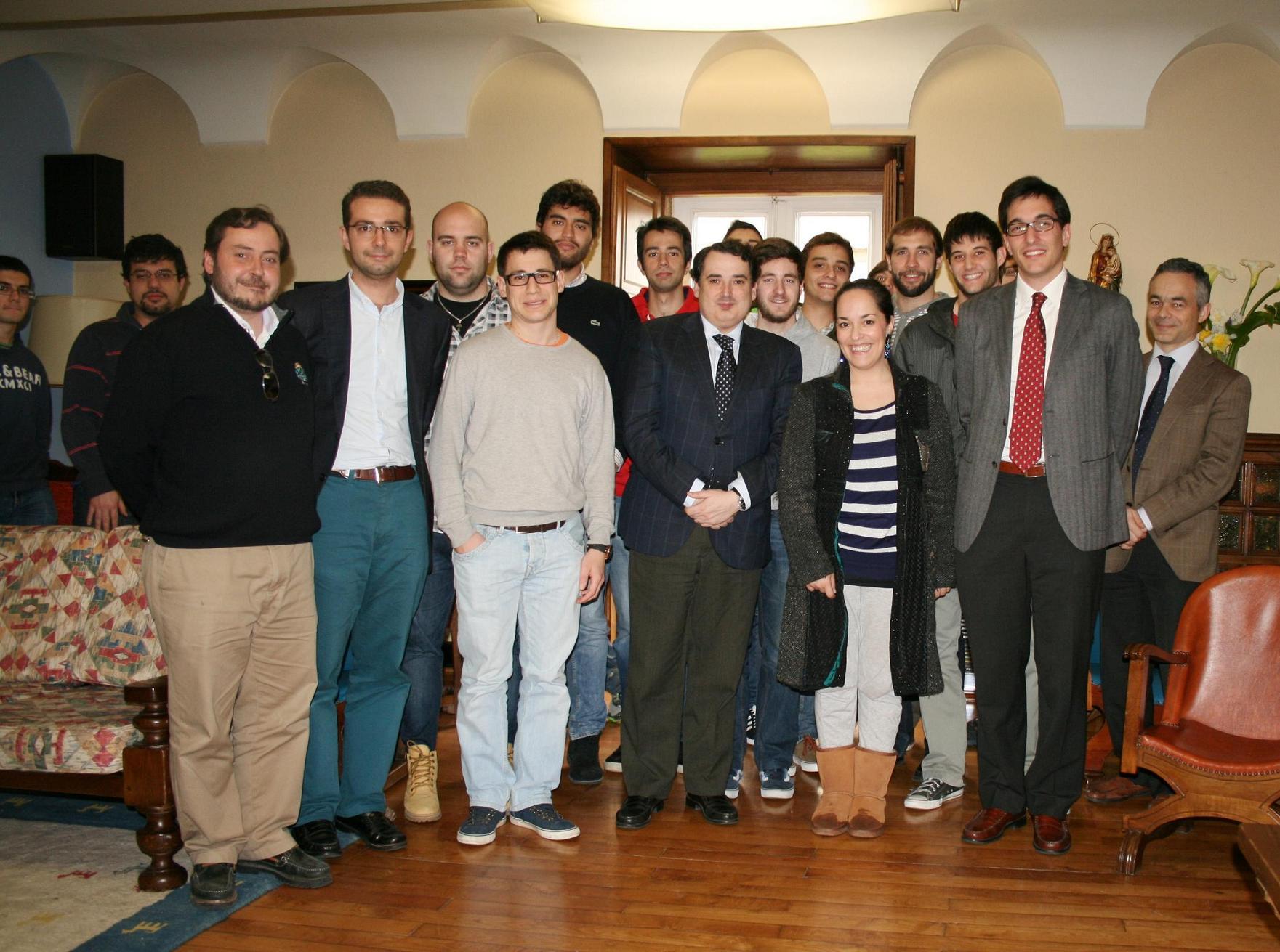 La Soprano Laura Alonso pone la nota cultural a la Semana Grande del Colegio Mayor