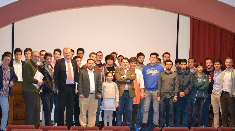 El Colegio Mayor organiza la 49 edición del Congreso Universitario FORO UNIV´16.