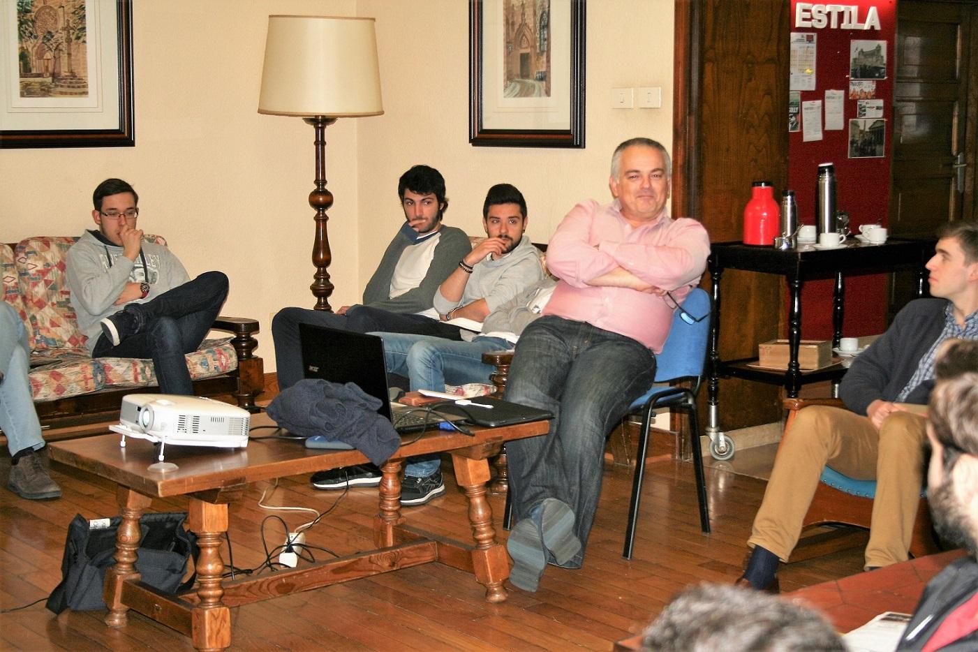El Colegio Mayor organiza un Taller de Cine con el crítico Alberto Fijo