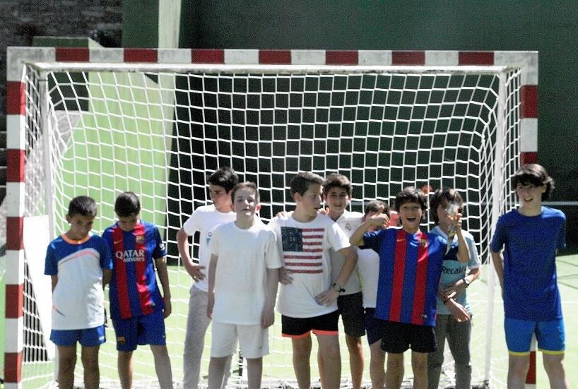 Torneo Solidario de Fútbol 3X3 #PLAYXUGANDA