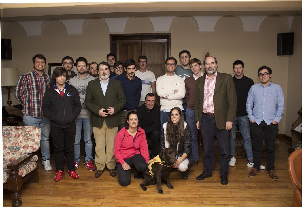 La Fundación BOCALÁN nos presentó el trabajo que realizan en Galicia