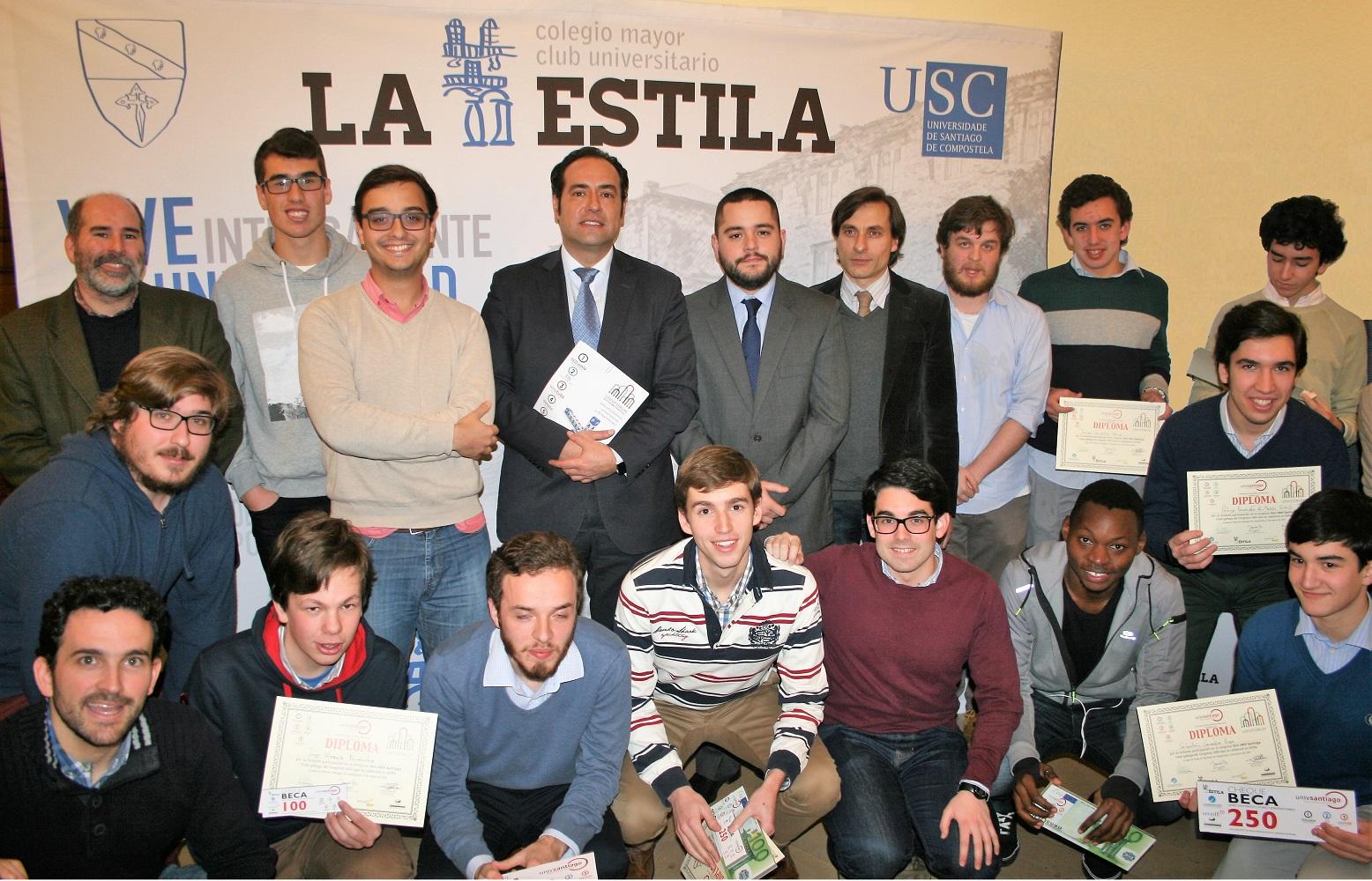 El Colegio Mayor acogió la fase final gallega del Foro UNIV´18